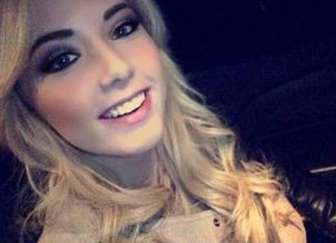 Whoa! Check out Eminem's daughter Hailie Scott all grown up