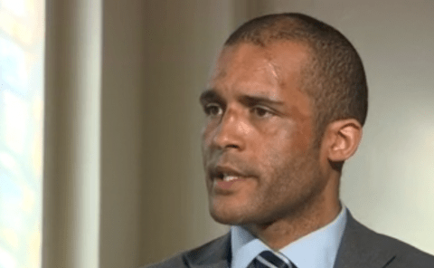 'How can I promise the unknown?': Clarke Carlisle gives powerful Newsnight interview on suicide and depression