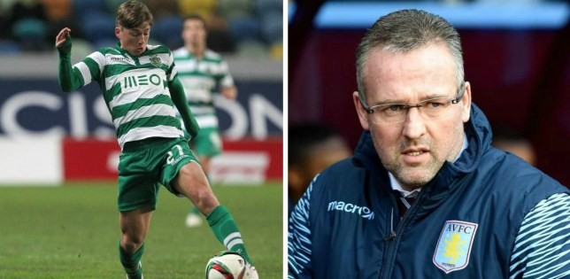 Paul Lambert (right) said he was priced out of signing Ryan Gauld (Picture: Getty/ PA)