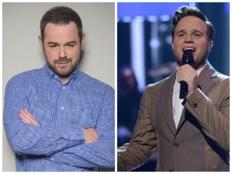 'Do you have to play Olly Murs?' Danny Dyer reveals he's not a fan of the Essex crooner