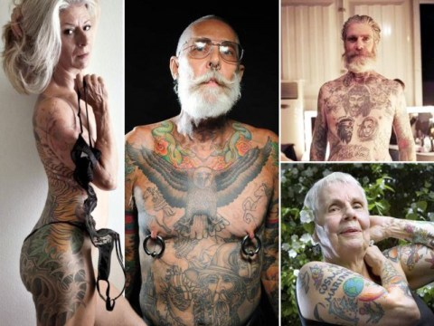 These bad-ass OAP hipsters prove that inkings can age well