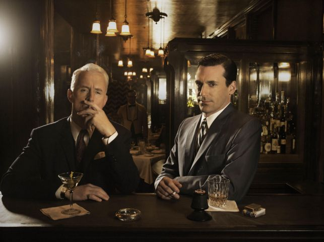 It's the beginning of the end for Mad Men