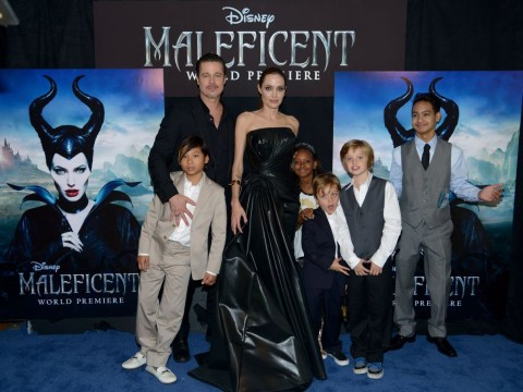 Are Angelina Jolie and Brad Pitt about to adopt a Syrian orphan?