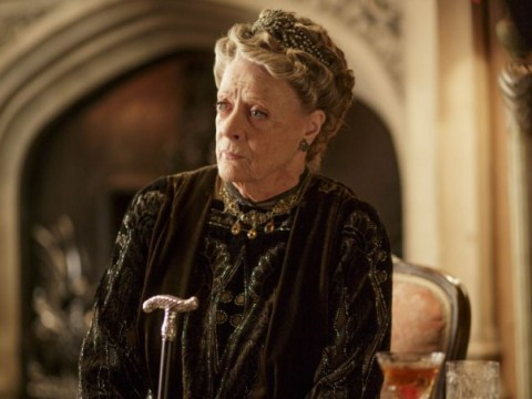 Dame Maggie Smith on end of Downton Abbey: 'I can't see how it could go on'