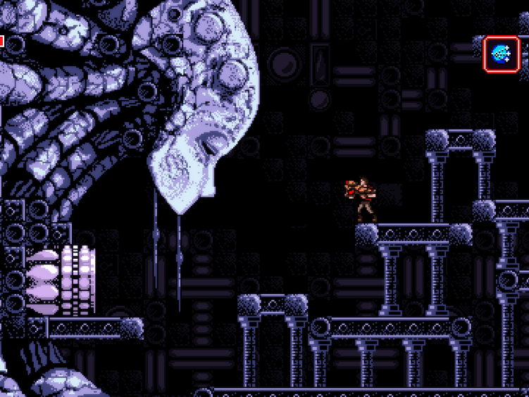 Axiom Verge review – Metroid by any other name