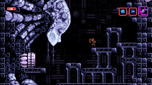 Axiom Verge (PS4) - Metroid without the vania