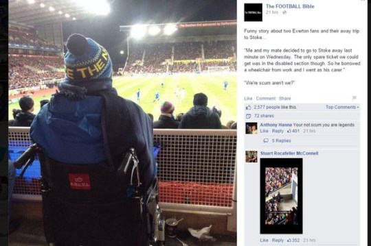 Stoke City news: Stoke City investigating after Everton fans