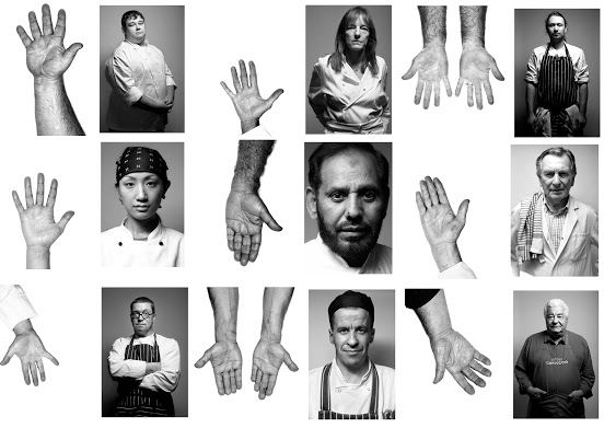 Stunning new exhibition shows 'the hands that feed London'
