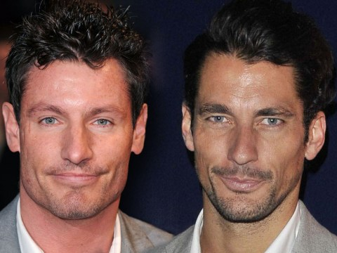 Dean Gaffney gets mistaken for David Gandy every day (yep, we can't believe it either)