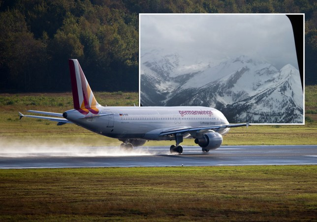Germanwings on strike - Cologne