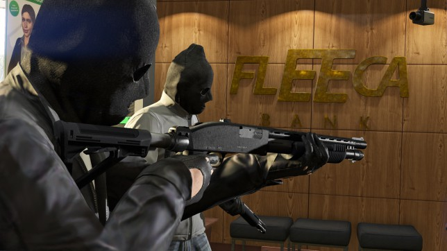 Online heists in GTA Online already live for some