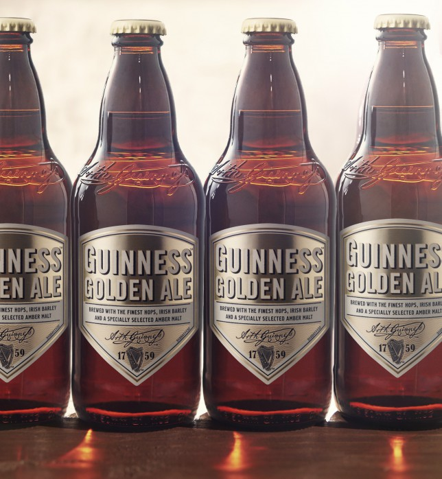 Guinness launches Golden Ale