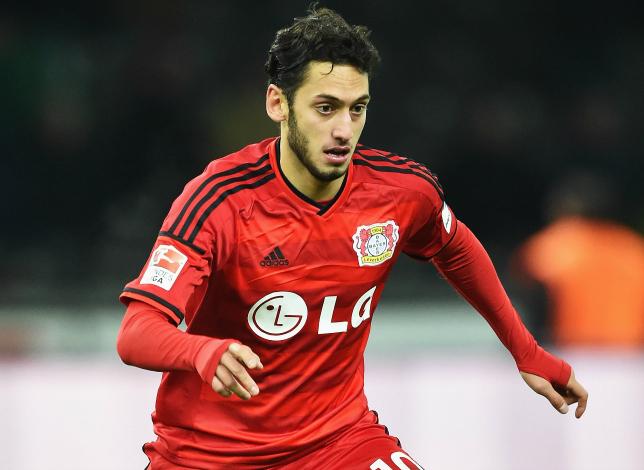 Manchester United consider transfer raid for Bundesliga duo Ricardo Rodriguez and Hakan Calhanoglu – report