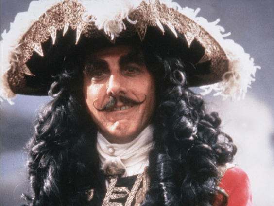 The thing you never noticed about Hook