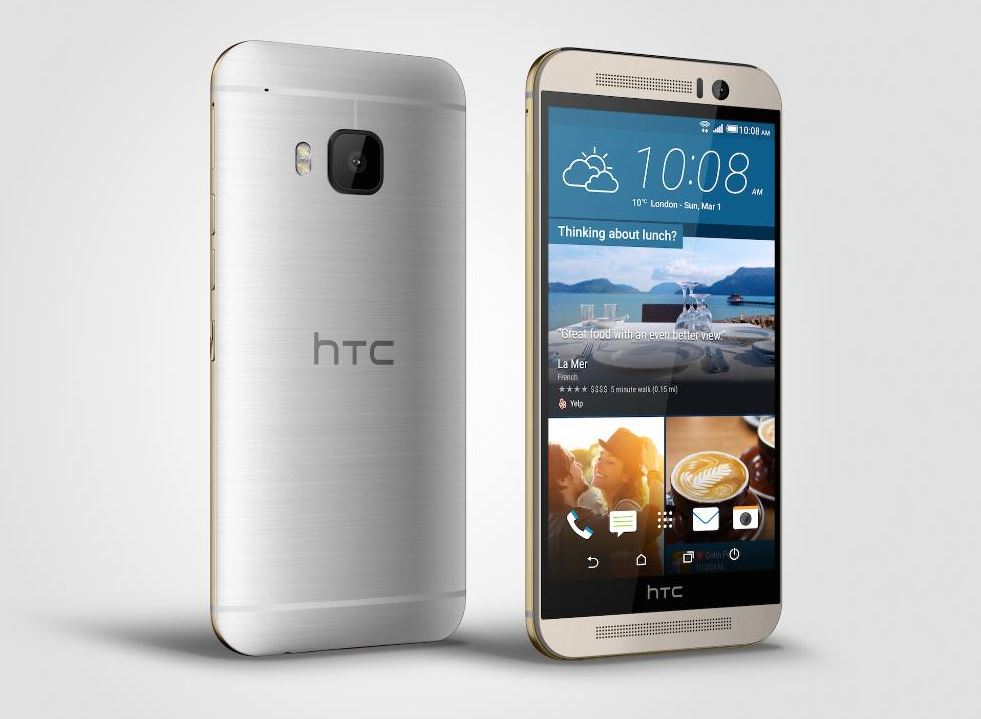 This is the new HTC One 9 (Picture: HTC)
