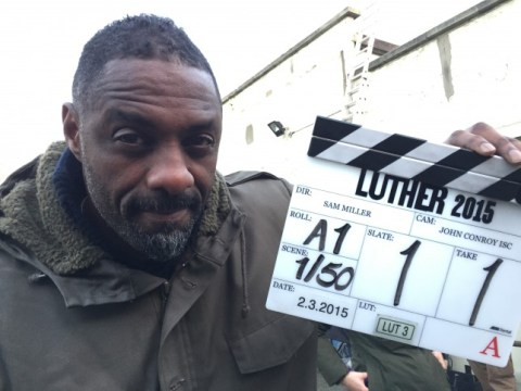 Want to see Idris Elba kicking some guy's ass in Luther? Mini-series plot details emerge with new pictures