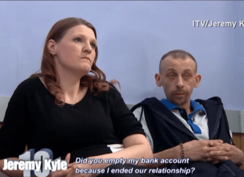 'You've failed miserably': Jeremy Kyle laughs at woman who blames low blood sugar for failing lie detector test