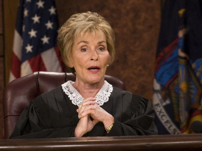 Judge Judy earns a lot (Picture: CBS)