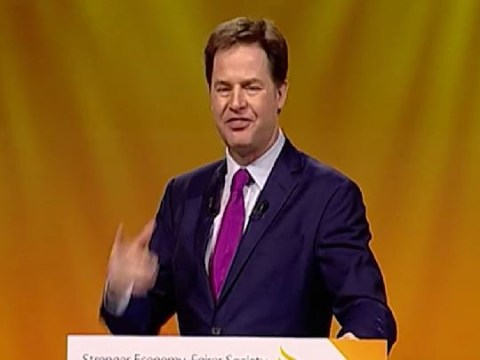 Nick Clegg's Uptown Funk video mash-up might be the most embarrassing campaign video ever