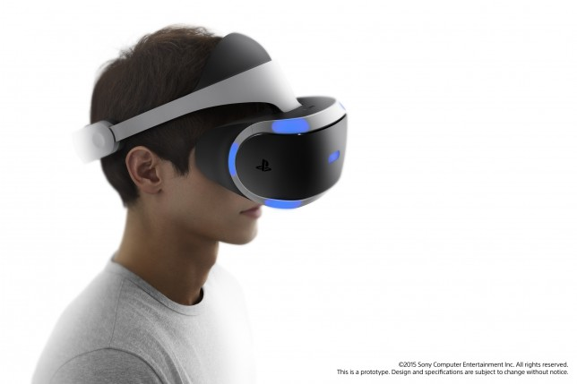 PlayStation VR - are we formulation to get one?