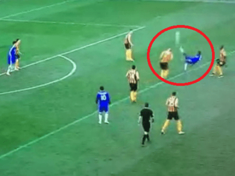Chelsea star Ramires produced amazing 'pass of the season' against Hull City
