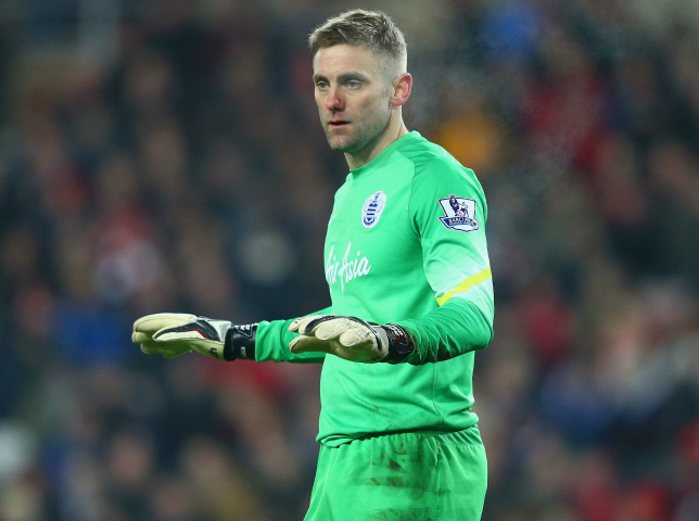 Chelsea 'ready to seal shock transfer deal for QPR goalkeeper Rob Green'