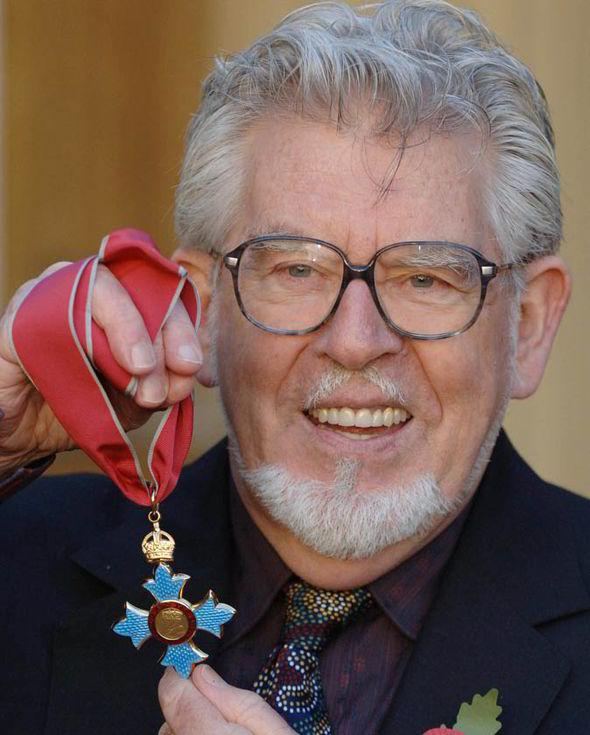 Rolf Harris stripped of CBE… finally