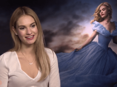EXCLUSIVE: The cast of Disney's Cinderella talk bringing the magic to life