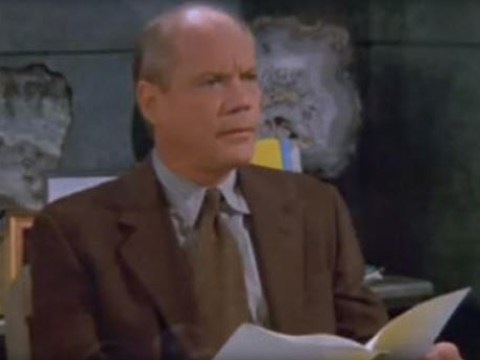 Seinfeld and Malcolm In The Middle actor ​Daniel von Bargen dies age 64