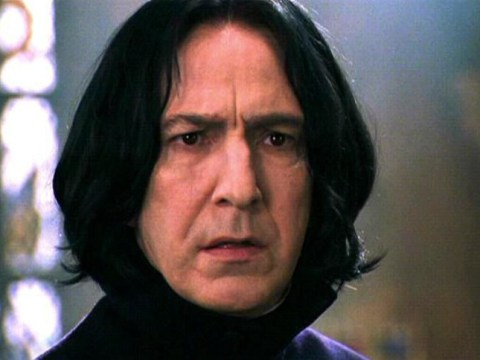 The real meaning behind Severus Snape's first words to Harry Potter changes EVERYTHING