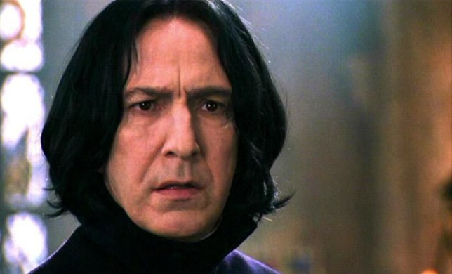 Severus Snape from Harry Potter Warner Bros. Pictures