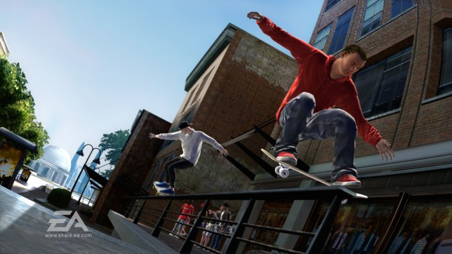 Skate 3 - should Destiny be the inspiration for a new game?