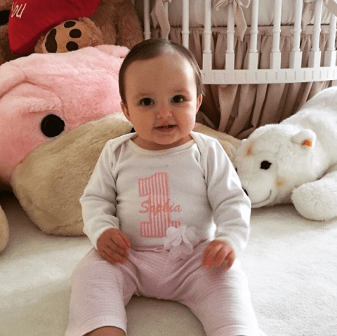 Move over North West, Tamara Ecclestone has just thrown daughter Sophia the swankiest first birthday party we've ever seen