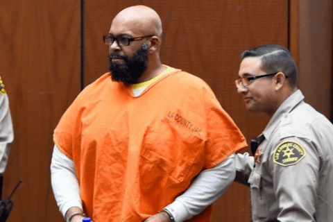 Horror in court as producer Suge Knight collapses during murder trial hearing as bail is set for £17 billion
