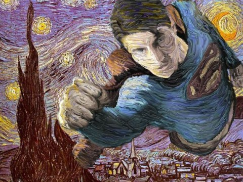 These superhero versions of classic paintings are almost better than the originals