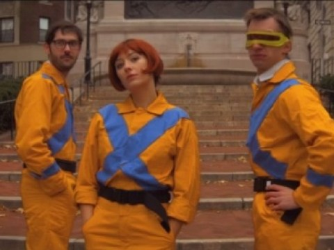 This is what a Wes Anderson-directed X-Men movie might look like