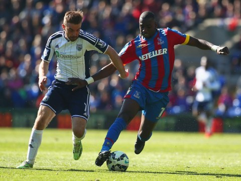 Liverpool 'willing to use Rickie Lambert as bait to seal Yannick Bolasie transfer from Crystal Palace'