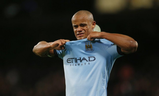 Manuel Pellegrini warns Vincent Kompany may be dropped after breaching club orders