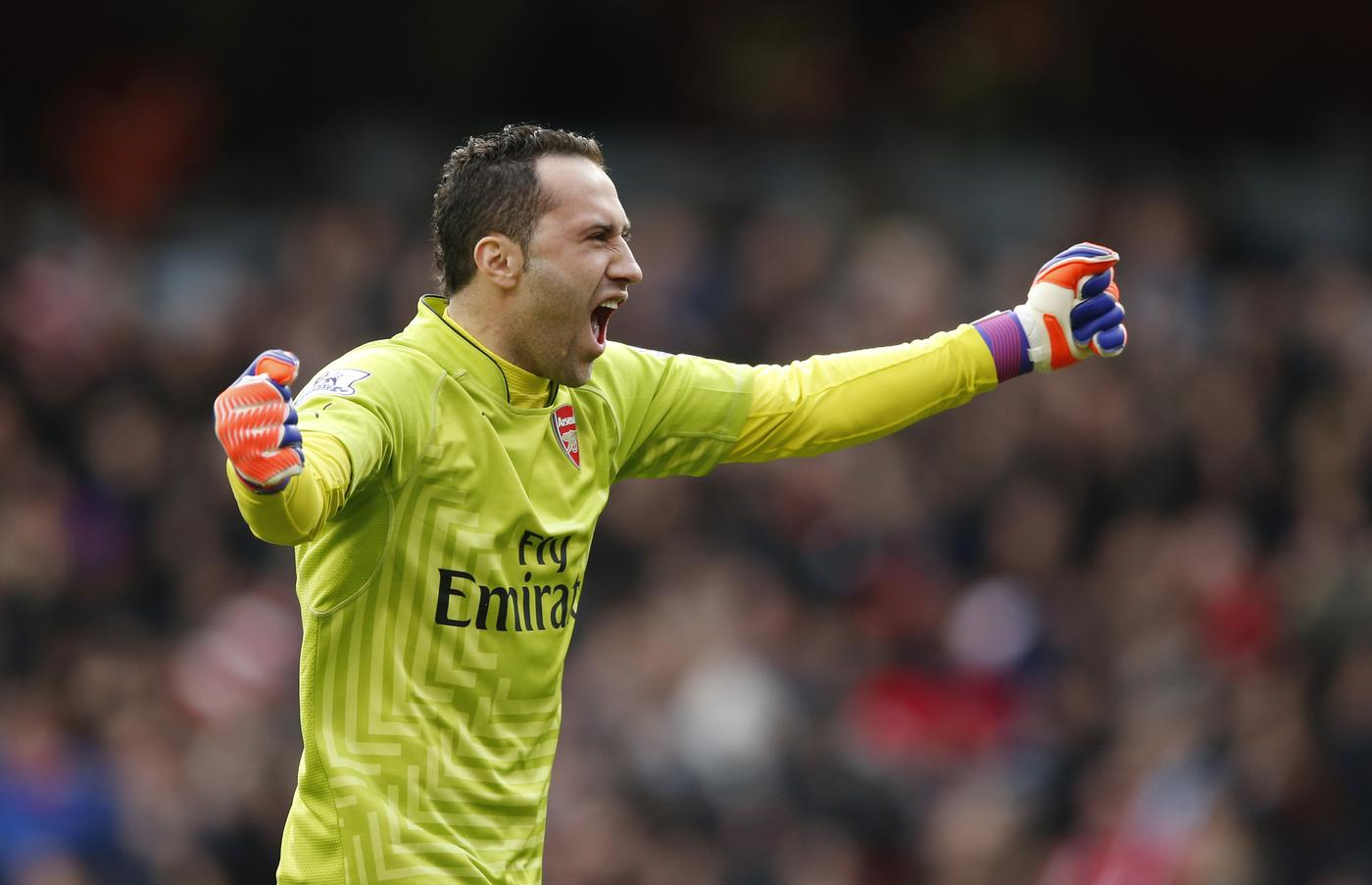 David Ospina to consider transfer away from Arsenal if left out for game v Bayern Munich – report