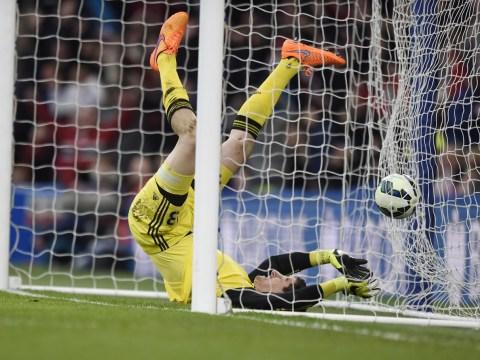 Charlie Adam hits stunning 65-yard goal for Stoke City against Chelsea, Twitter goes mental