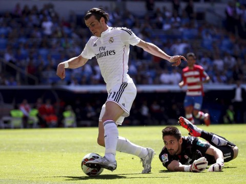 Real Madrid's Zinedine Zidane rules out Gareth Bale transfer to Manchester United