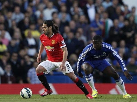 Manchester United 'in talks' with Monaco over extending Radamel Falcao stay