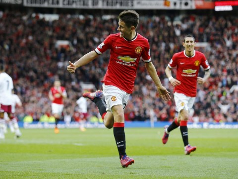 Ander Herrera's statistics show why he can help Manchester United clinch second spot