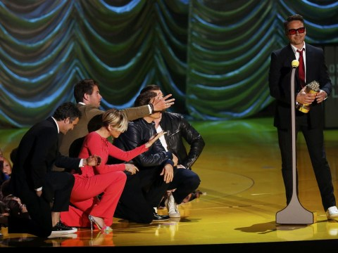 5 of the best moments from the MTV Movie Awards 2015