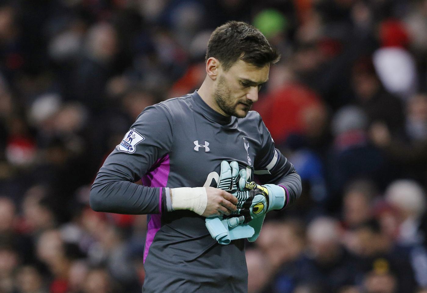 Hugo Lloris 'ready to quit Tottenham' for Champions League football
