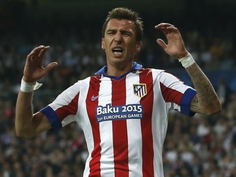 Liverpool 'ready to sign Mario Mandzukic in transfer deal'