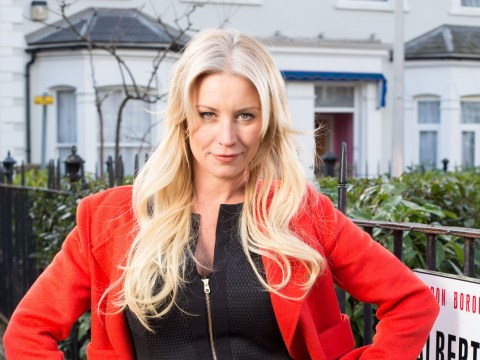 Denise Van Outen ends war with EastEnders co-star Natalie Cassidy