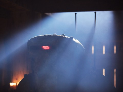 Doctor Who series 9 monster revealed – but what is it?