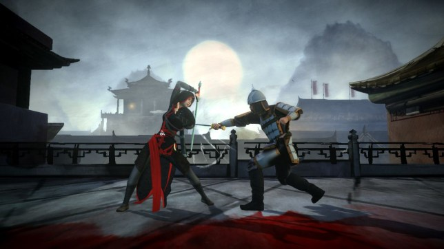 Assassin's Creed Chronicles: China (PS4) - a change of perspective