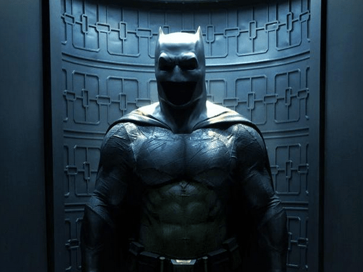 Batman v Superman director Zack Snyder offers another look at the Caped Crusader's new costume